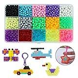 Outgeek Fuse Perlen Kit Kreative Magische Wasser Spray Craft DIY Perlen DIY Wasser Perlen für Kinder