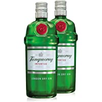Tanqueray London Dry Gin, Doppelpack (2 x 1 l)