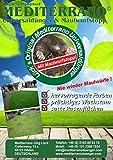 Lück´s Mediterrano-Dünger Universal-Dünger und Maulwurf-Stopp 20Kg