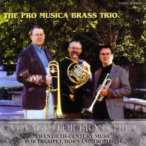 Voyages for Brass Trio