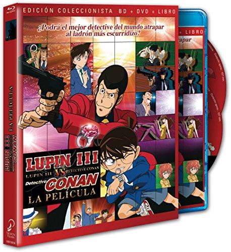 Lupin vs. Detective Conan - Edición Coleccionistas...