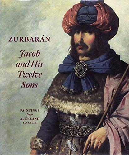 Zurbarán. Jacob And His Twelve por Mark A. Roglán