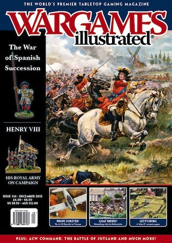 Wargames Illustrated 314