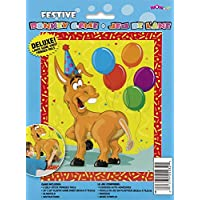 WOW Deluxe Pin the Tail on the Donkey Game for 8