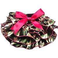 Binglinghua/® Baby Ruffle Bloomers Flower Shorts Newborn Tutu Ruffled Panties Diaper Covers