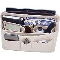 Handbag Insert - 2in1 Bag Tote Organiser with Waterproof Pocket