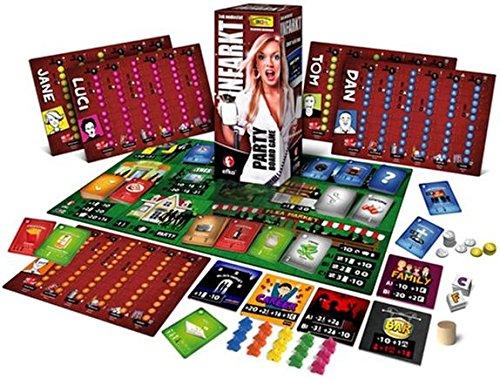 Czech Board Games 54431 - Infarkt Brettspiele - Tschechisch/Deutsch/Englisch