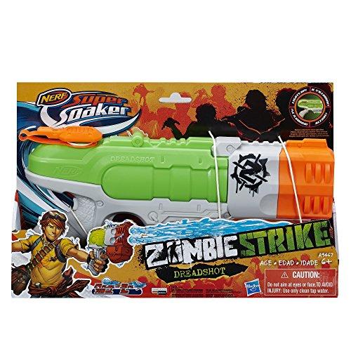 Super Soaker Zombie Strike Dreadshot