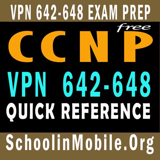 CCNP Sicherheit VPN 642-648 Reference kostenlos