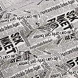 BZ-ZXS Amerikanischen pastoralen englischen Alphabet tapete Schlafzimmer kinderzimmer Restaurant Gang tapete Nicht selbstklebend,Englishalphabet
