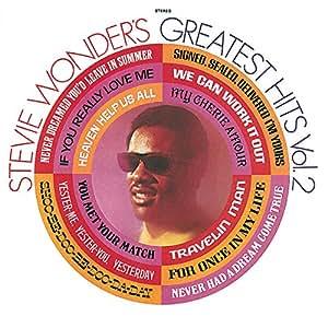 Stevie Wonder's Greatest Hits Volume 2