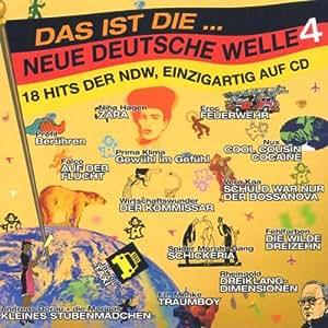 18 hits der ndw das ist die neue deutsche welle 4 for Die neue deutsche welle