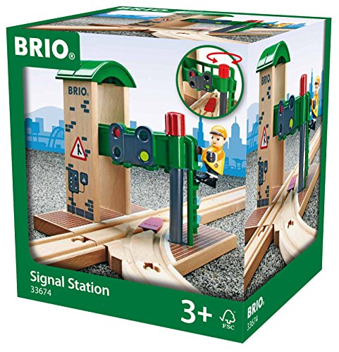 BRIO World 33674 - Signal Station