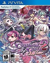 Criminal Girls 2: Party Favors - PlayStation Vita