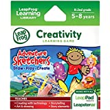 LeapFrog Explorer Game: Adventure Sketchers! Draw, Play, Create
