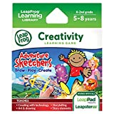 Best LeapFrog Tablet For Works - Leapfrog Explorer Adventure Sketchers Draw Play Create, Multi Review