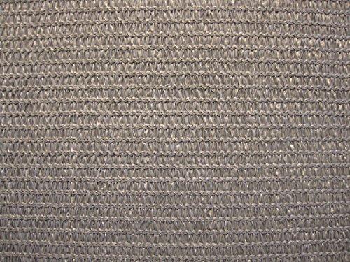 AGROFLOR filet brise vue pour le balcon ou la terrasse, 100% résistant aux UV, couleur: anthracite, Taille: 0,90 x 25 m