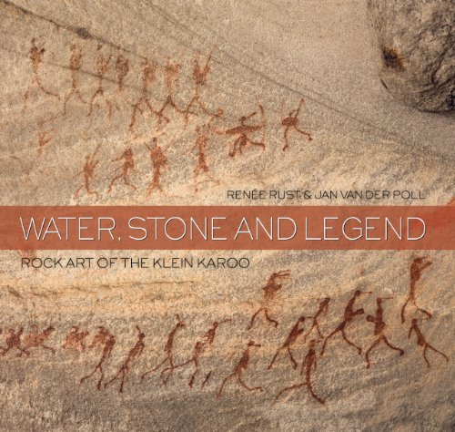 Water, Stone and Legend: Rock Art of the Klein Karoo (English Edition) Rust Dot