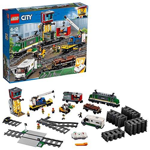 LEGOCity Güterzug (60198) Kinderspielzeug - City Ziel Lego