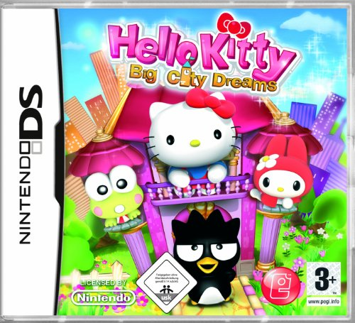 Hello Kitty: Big City Dreams - Teen Hello Kitty