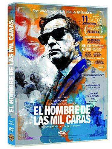 El Hombre De Las Mil Caras - The Man with Thousand Faces [ Non-usa Format: Pal -Import- Spain ]
