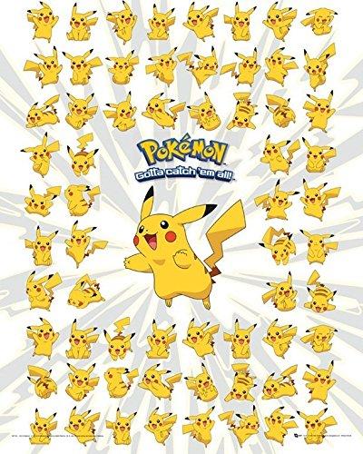 GB-Eye-Pokemon-Pikachu-Mini-Poster-40x50cm