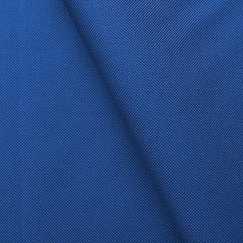 Breaker Impermeable - Color azul real - A prueba de viento, impermeable - Poliéster, lona - Por metro