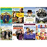 Maggie Smith Ultimate DVD Collection : The Lady in the Van / My Old Lady / My House in Umbria / From Time To Time / Quartet / Keeping Mum / Ladies in Lavender / The Second Best Exotic Marigold Hotel + Extras by Maggie Smith