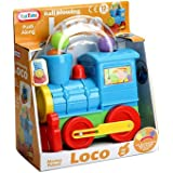 Funtime Pushalong Ball Blowing Loco Train Pushalong Ball Blowing Loco Train