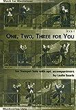One two three for You Band 1 : für Trompete und Gitarre ad lib.