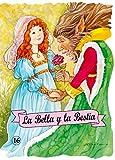 La Bella y la Bestia (Troquelados clásicos)