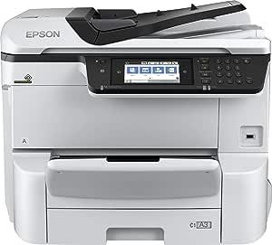 Epson Workforce Pro Wf C8610dwf Tintenstrahldrucker Computer Zubehör