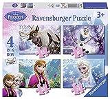 Ravensburger - Disney Die Eiskönigin – Völlig unverfroren 4 in