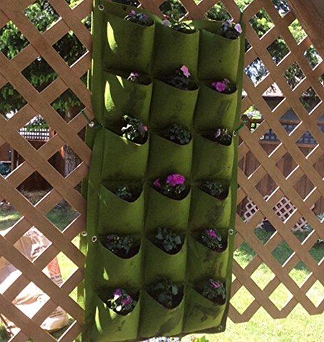Zoom IMG-2 yino fioriera da giardino verticale