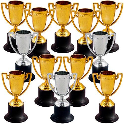German Trendseller 24 x Gold und Silber Pokale ┃ Sieger Trophäe ┃ Super Pokale ┃ Podium ┃ Award ┃ Die Auszeichnung für beste Leistung