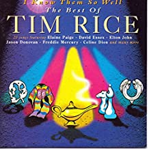 I Know Them So Well: The Best of Tim Rice