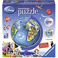 Ravensburger North America, Inc. Disney Globe 180 pc 3D Puzzle
