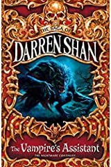 The Vampire's Assistant: The Saga of Darren Shan, Book 2 Paperback