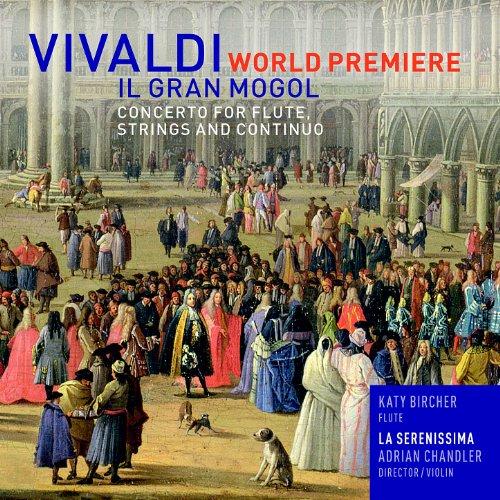 Concerto Il Gran Mogol for Flute, Strings & Continuo in D, RV431a: III. Allegro