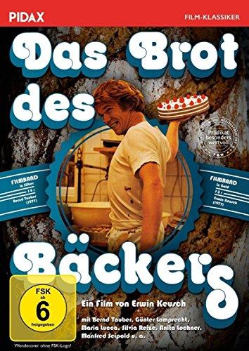Das Brot des Bäckers / Preisgekrönter Kultfilm mit dem Prädikat BESONDERS WERTVOLL (Pidax Film-Klassiker) Bäcker-brot