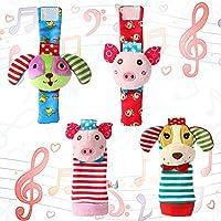 Amazon.es  calcetines bebe  Juguetes y juegos aa21a19f935