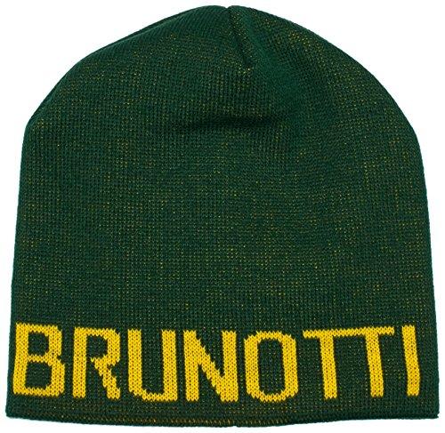 Brunotti Herren Mütze Karumini Beanie, Dark Green, One Size, 152210507