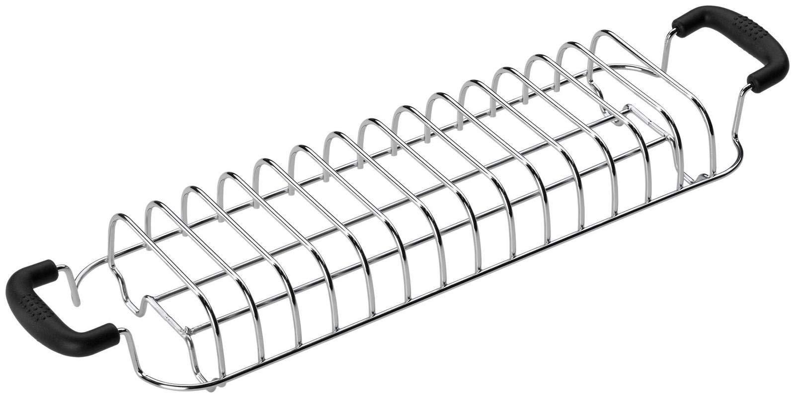SMEG-Brtchen-Rstaufsatz-TSBW02-Metall-chromeschwarz