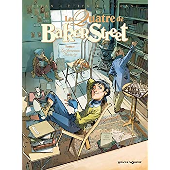 Les Quatre de Baker Street - Tome 05: La Succession Moriarty