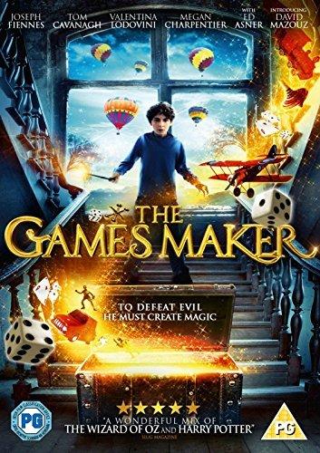the-games-maker-dvd