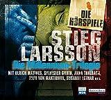 Die Millennium-Hörspiel-Trilogie: Verblendung - Verdammnis - Vergebung (Millennium - Die Hörspiele, Band 4) - Stieg Larsson