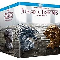 Juego De Tronos Temporada 1-7 Premium Blu-Ray