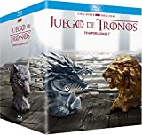 Game Of Thrones Season 1-7 (JUEGO DE TRONOS TEMPORADA 1-7, Spanien Import, siehe Details für Sprachen)