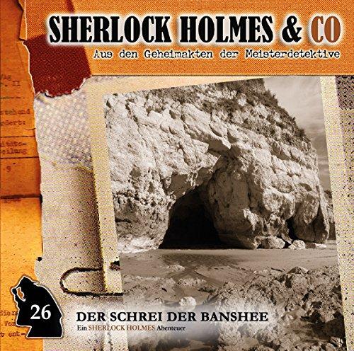 Sherlock Holmes & Co (26) Der Schrei der Banshee Teil 1 - Romantruhe 2016