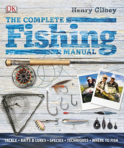 The Complete Fishing Manual (English Edition)